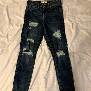 Topshop Jamie jeans NWOT